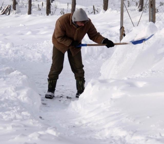 uborka sneg