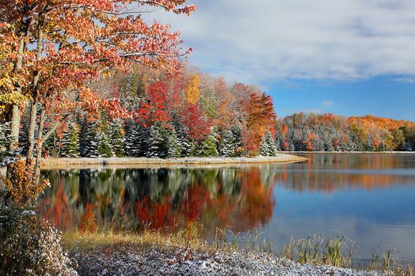 priroda november