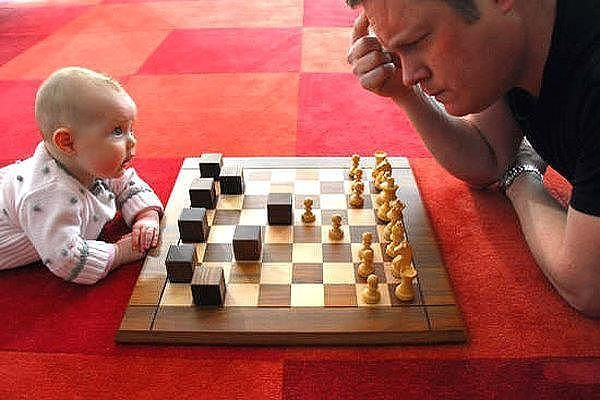 kid chess