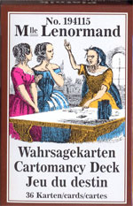 Mlle. Lenormand Cartomancy