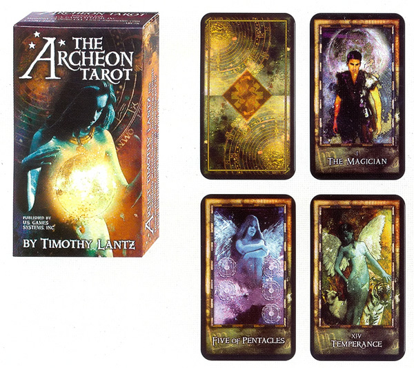 The Archeon Tarot
