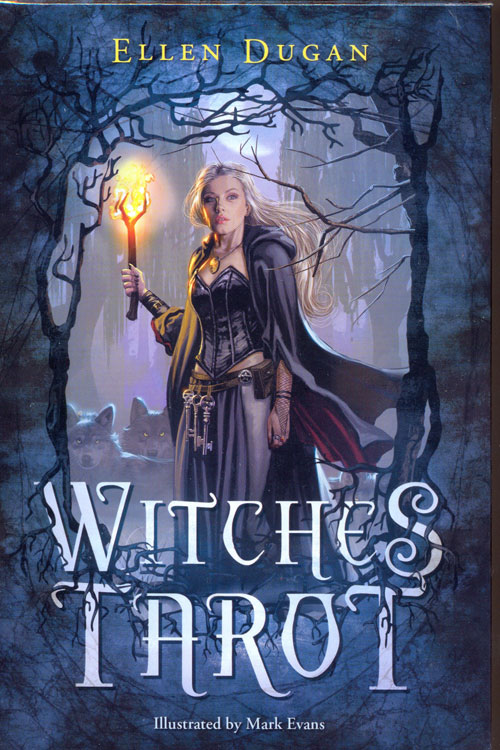 The Witches Tarot (Ellen Dugan, Mark Evans)