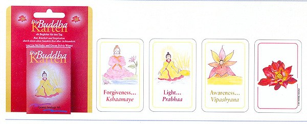 The Buddha Cards