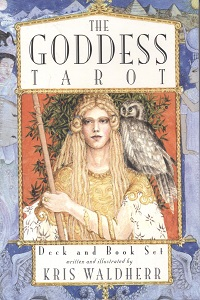 Goddess Tarot Set (deck+book) (Таро Богинь)